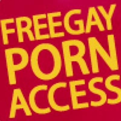 Free Gay Porn Access
